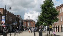 Royaume-Uni : Eurovia Contracting North remporte le projet du centre-ville de High Wycombe