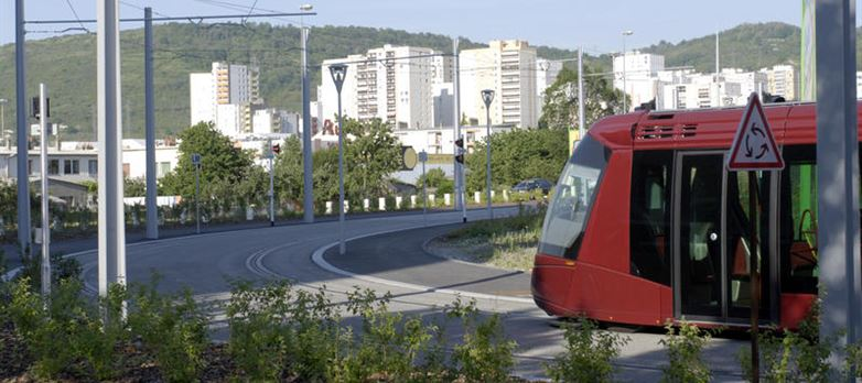 Tramway for Clermont-Ferrand