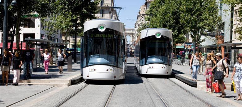 Tramway for Marseille